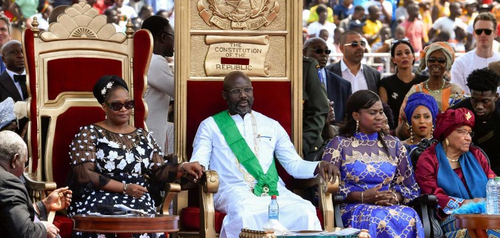 Weah abre una nueva era en Liberia