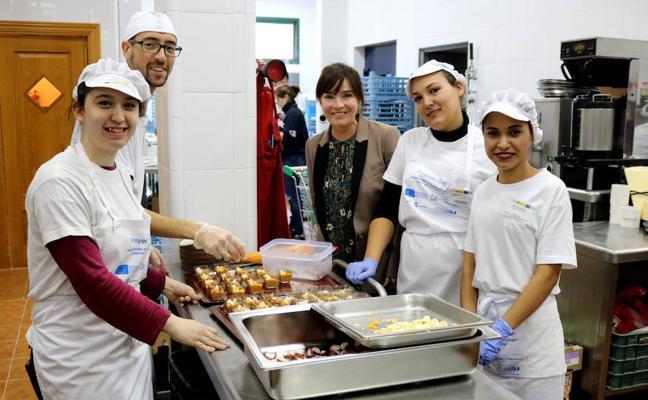 El proyecto CHEV forma a 90 jóvenes de Vélez para favorecer su inserción laboral