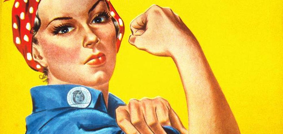 Adiós a 'Rosie la Remachadora': icono del feminismo