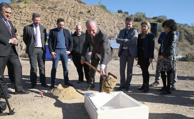 El Ayuntamiento construye 38 VPO para jóvenes en El Palo