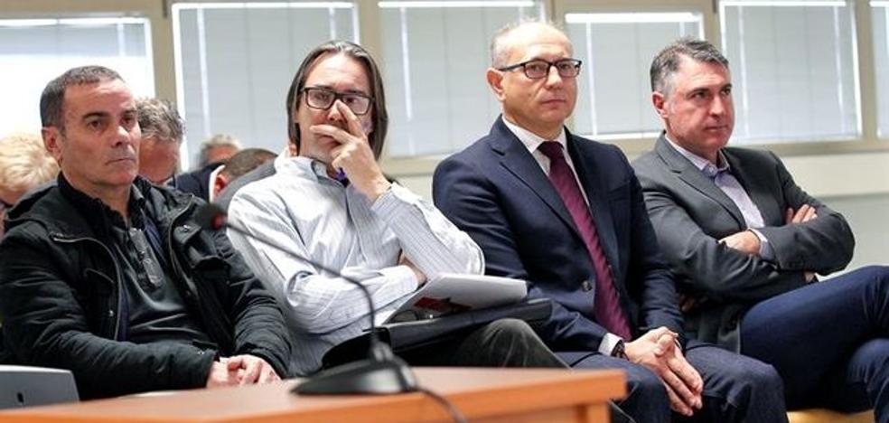 El fiscal pide 14 años para Crespo, Cuesta y Roca por delito fiscal