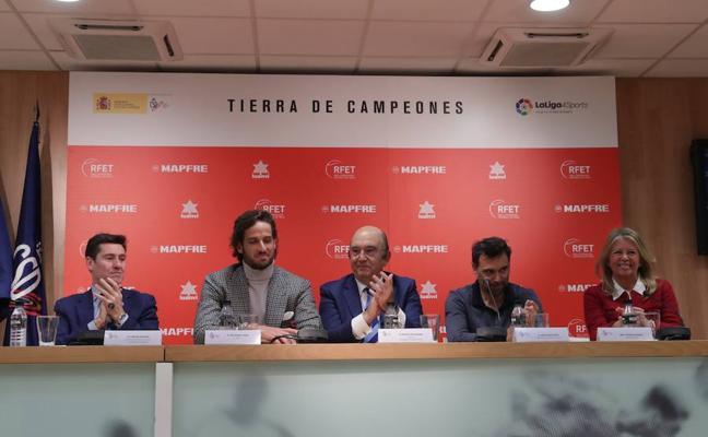 Designada la 'Armada Hispana' en la Copa Davis de Marbella