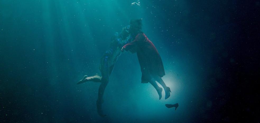 'La forma del agua', de Guillermo del Toro, lidera las nominaciones a los Oscar