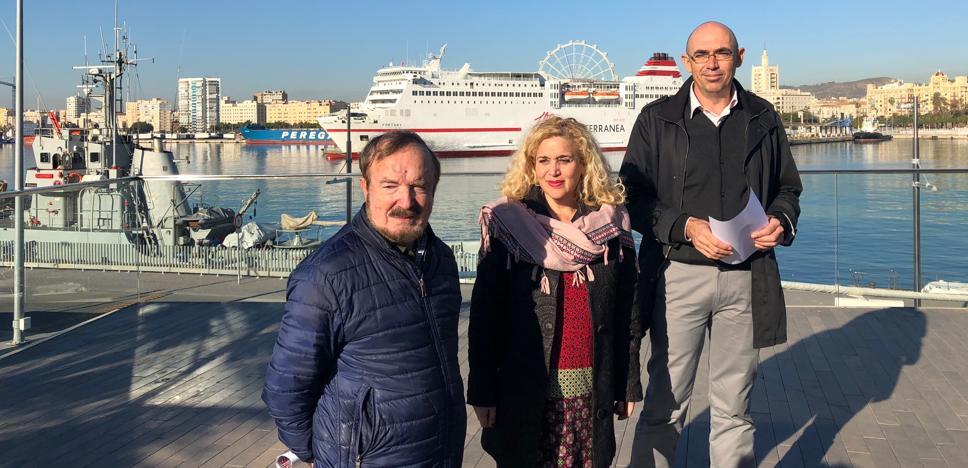 Málaga para la Gente exige un local en el puerto para atender a inmigrantes llegados en patera
