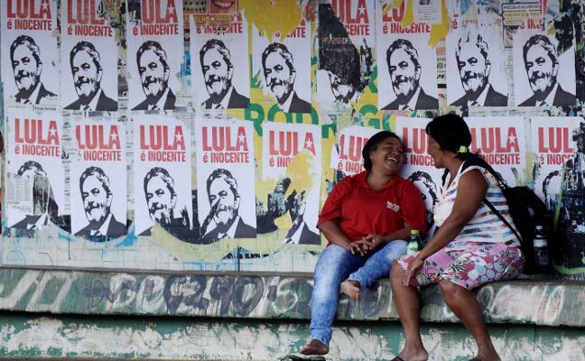 El futuro político de Lula se decide hoy en los tribunales