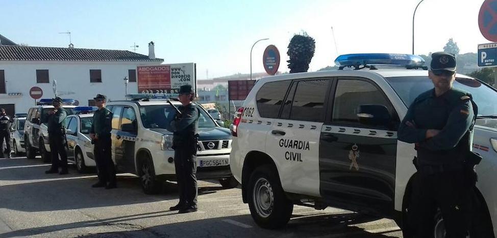 Prisión para dos de los detenidos por la reyerta y prohibición de acercarse a Coín para los otros tres