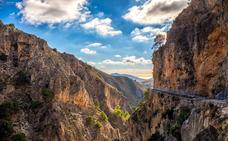 La pasarela de El Saltillo: El otro 'Caminito del Rey'