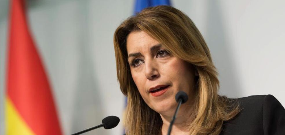 La Audiencia de Sevilla rechaza que Susana Díaz sea testigo en el juicio de los ERE