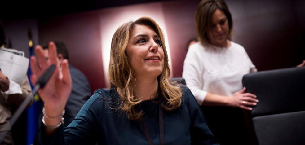 El tribunal del 'caso ERE' rechaza la petición del PP para que Susana Díaz declare como testigo