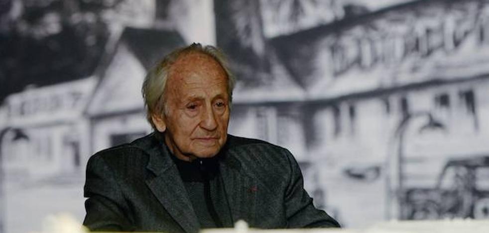 Noah Klieger, superviviente de Auschwitz: «No hay un solo día que pase que no piense en el campo»