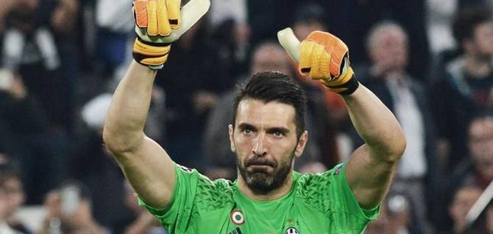 Buffon y la Juve estudian llegar a los 40 años de la leyenda