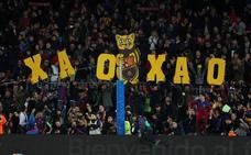 El Espanyol pide a Antiviolencia investigar a Piqué, a Busquets y los cánticos del Camp Nou