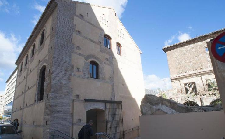 Fotos del convento San Andrés tras las primeras obras