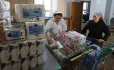 Málaga se vuelca con las Hermanitas de los Pobres tras su petición de ayuda