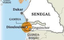 Un grupo de hombres armados viola a tres turistas españolas en Senegal