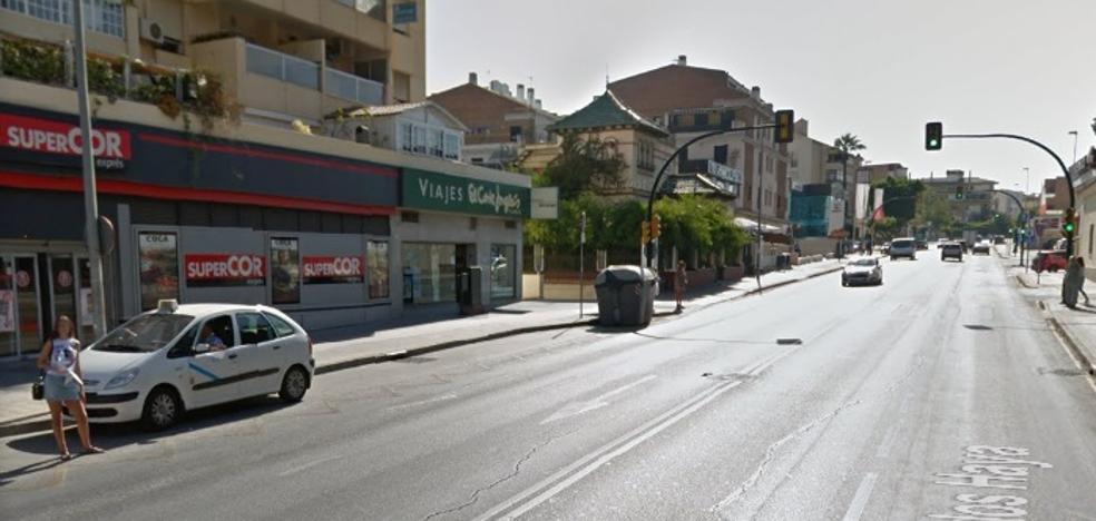 Fallece tras ser atropellado por un turismo junto a las urgencias de Carlos Haya