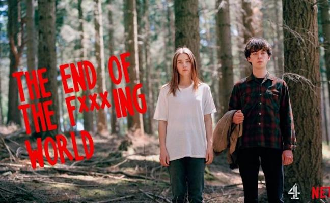 'The End Of The F***ing World': correr, correr, correr; huir y matar