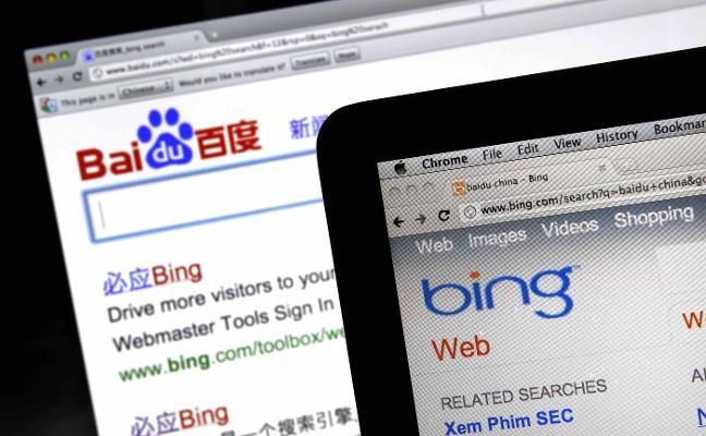 China o Rusia: lugares donde Google no es el rey