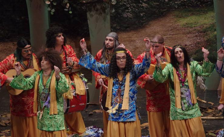 Primera semifinal del concurso de canto del Carnaval de Málaga 2018
