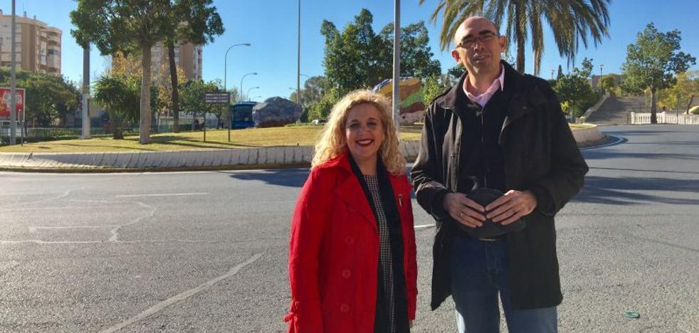 Zorrilla demanda que se le quite la rotonda al jeque y se llame 'Afición malaguista'