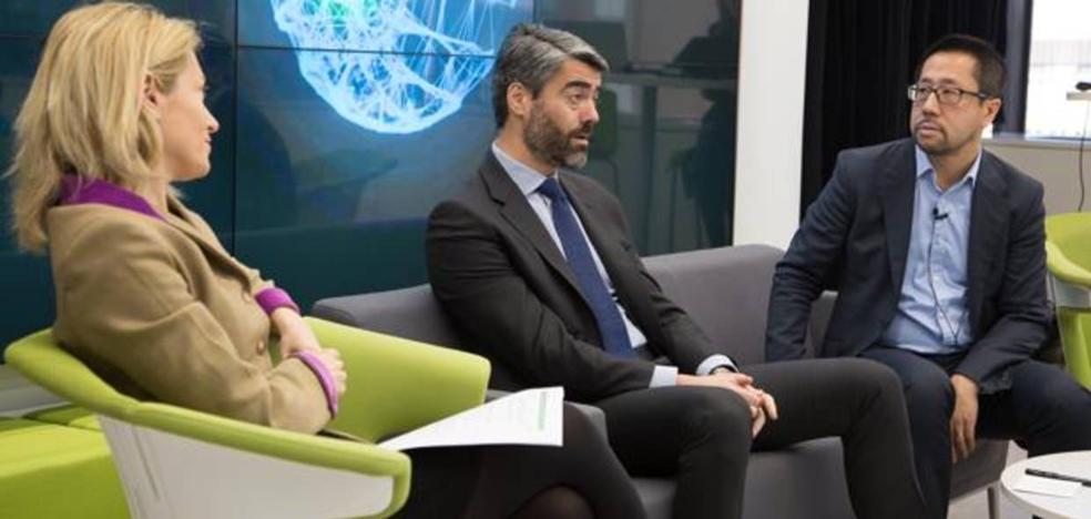 Luis Enríquez, consejero delegado de Vocento: «Todos los medios que estén supeditados exclusivamente a la publicidad lo van a pasar mal»
