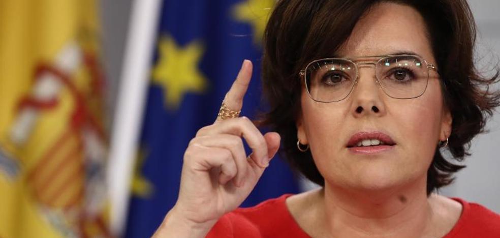 Santamaría niega sentirse cuestionada: «Gobernar es pensar primero en el futuro de tu país»