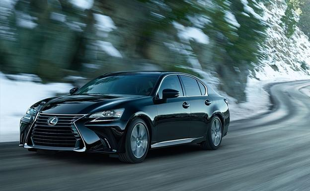Lexus GS 300h Edition, destino flotas