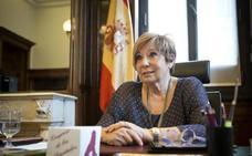 Rosa Francia: «Es estupendo saber que Celia Villalobos contempla que hay que saber marcharse de los sitios»