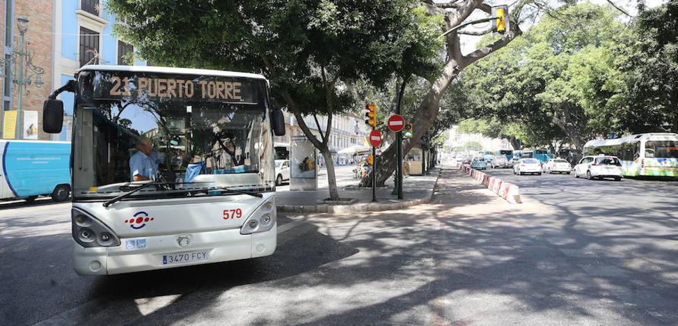Una nueva macrolínea de la EMT conectará desde el sábado Bailén y el litoral oeste sin trasbordos