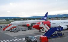 La aerolínea nórdica SAS anuncia que creará una base en el aeropuerto de Málaga