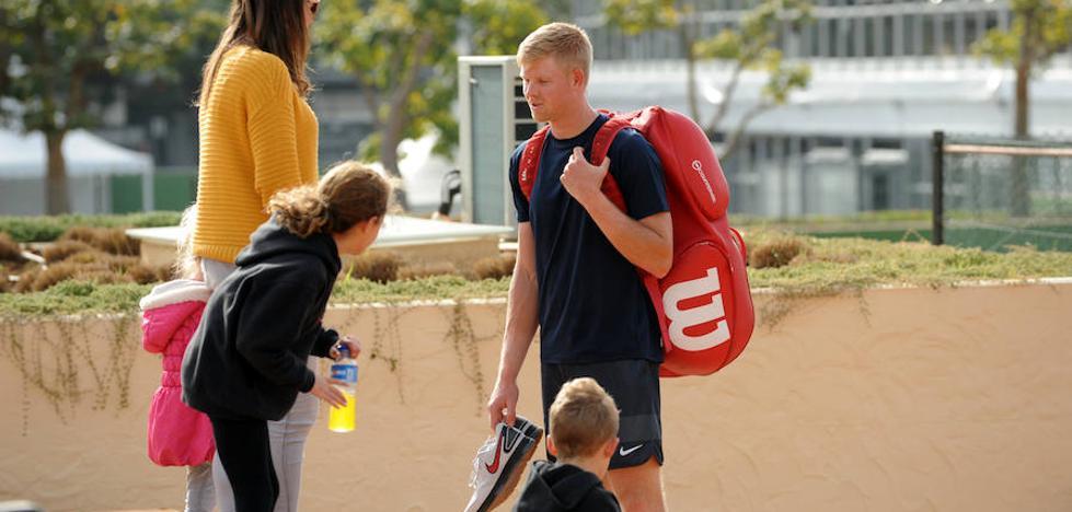 Edmund, duda para liderar a Gran Bretaña en la Copa Davis de Marbella
