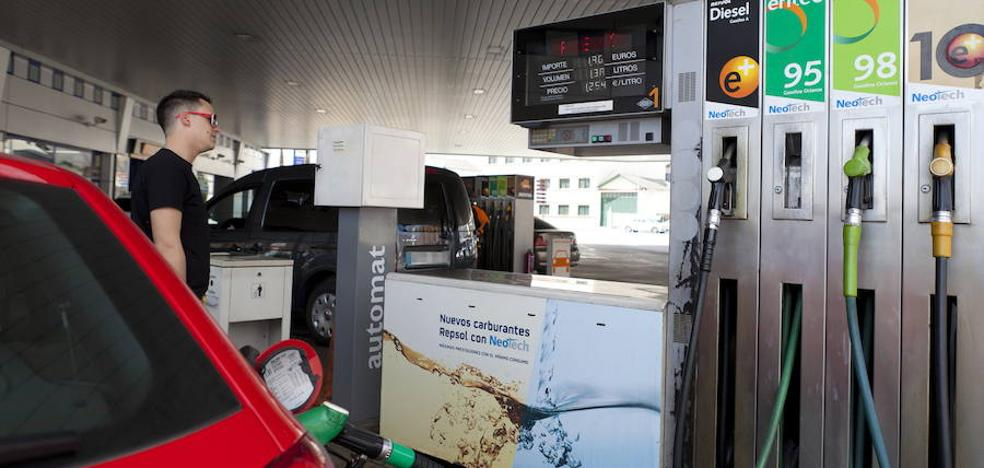 Cae una red que defraudó diez millones de IVA en hidrocarburos