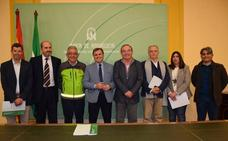 La Diputación refuerza planes de emergencias y de prevención de incendios con medidas sobre líneas eléctricas