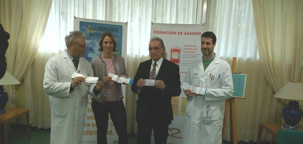 Málaga necesita sangre de modo urgente al bajar las reservas a la mitad