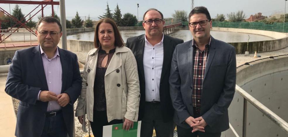 El PSOE pide la comparecencia de la ministra por el parón de las obras de la depuradora de Nerja