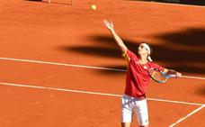 Albert Ramos otorga el primer punto para España en la Copa Davis