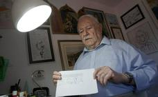 Fallece Elgar, el decano de los humoristas gráficos, a los 91 años