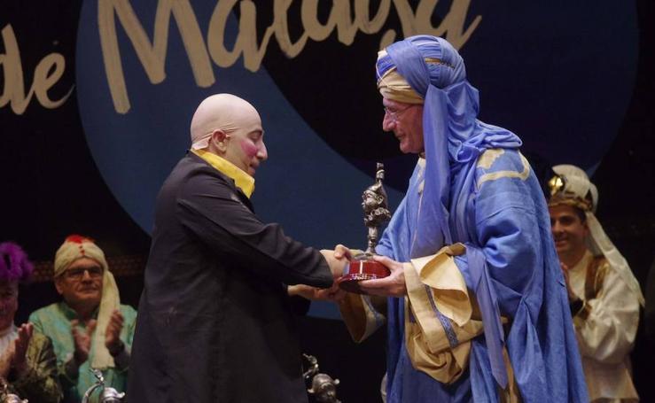 La final del Carnaval de Málaga 2018, en fotos