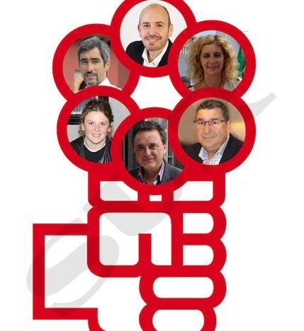 Los alcaldes del PSOE de las grandes ciudades, dispuestos a repetir en 2019
