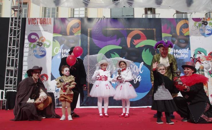 Fotos del Concurso de Disfraces infantiles del Carnaval de Málaga 2018