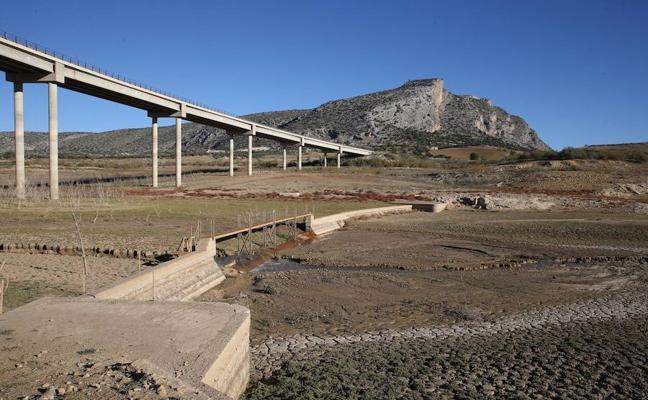 La Junta estudia reducir un 50% el agua para los riegos del Guadalhorce
