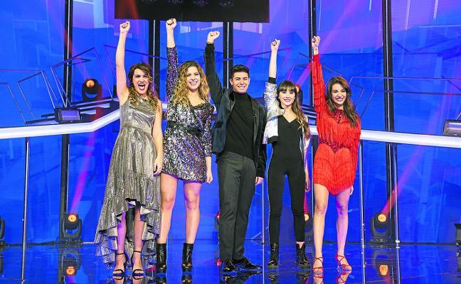La gran noche de 'Operación Triunfo 2017'