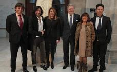 Los embajadores de la cultura española se citan en Málaga