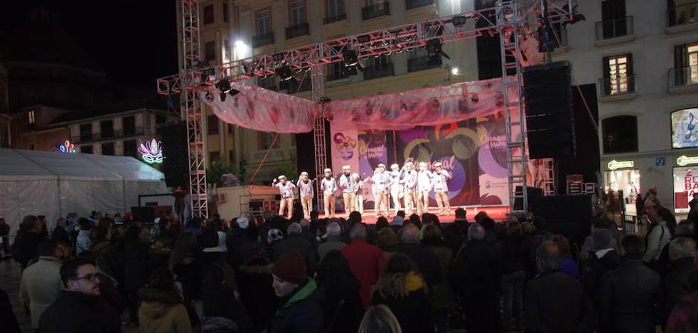 El Carnaval de Málaga no descansa