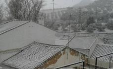 Así fue el domingo gélido en Málaga y así será el tiempo los próximos días