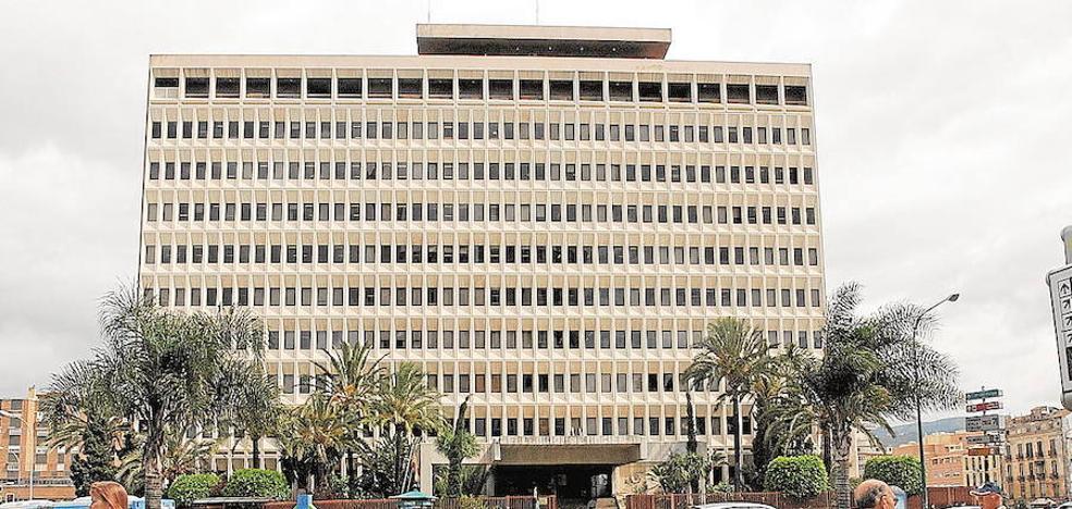 Hacienda ultima el alquiler de tres edificios durante la reforma de su sede