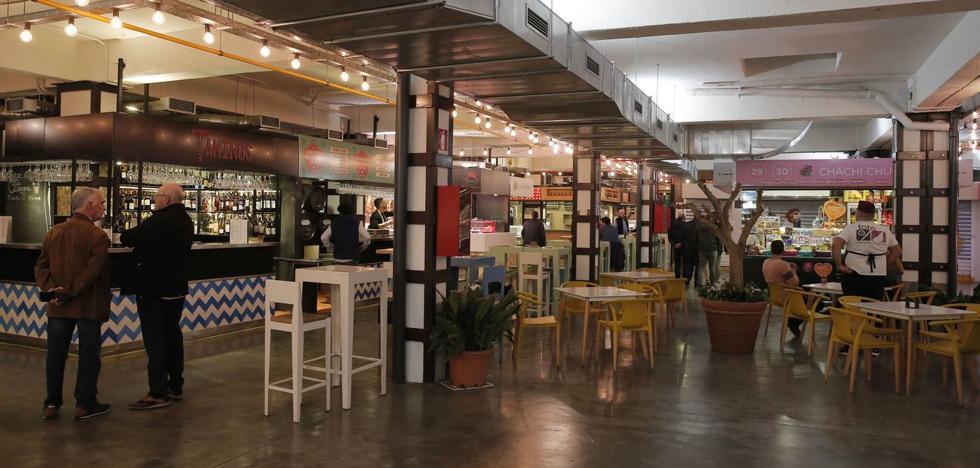 El Mercado de la Merced de Málaga estrena este jueves una nueva andadura