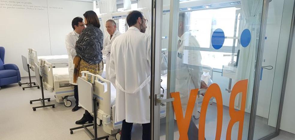 La mejora de la unidad de ictus de Carlos Haya permitirá reducir muertes y secuelas de los pacientes