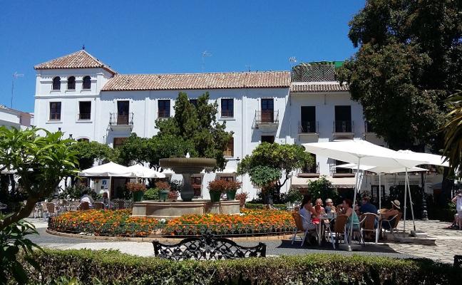 El Ayuntamiento de Estepona acondiciona La Casa de Las Tejerinas para hacerla más accesible