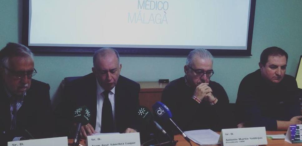 Médicos exigen a Salud un plan estratégico para paliar el «bestial» déficit de recursos de Málaga